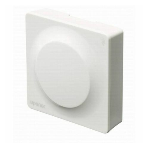 Termostaat T-163 Wave public RAL9016