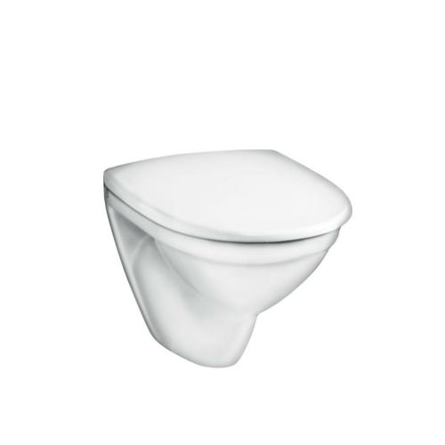 Seina WC Nautic pehme prill-laud, valge