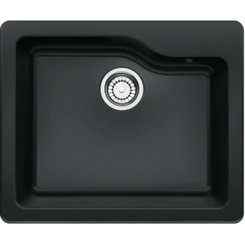Köögivalamu SGK 610-60 60x50cm, must matt