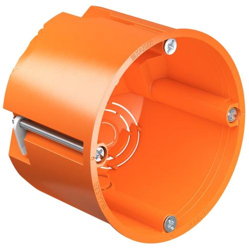 Seadmetoos Ø68mm H=61mm kipsseinale oranž, Kaiser