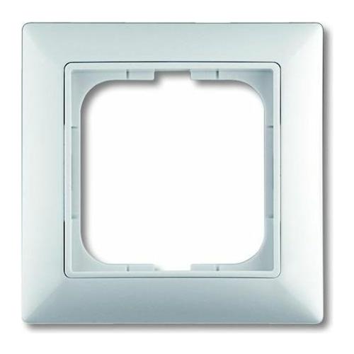 1-ne raam, alpivalge dekoratiivraamiga Basic55