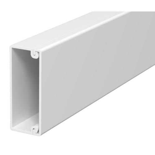 Karbik kaanega 20x50mm L=2000mm PVC polaarvalge, OBO
