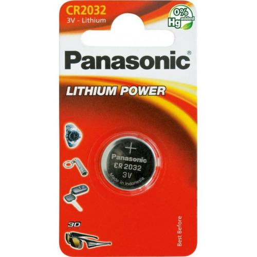 Patarei CR2032/1B, Panasonic