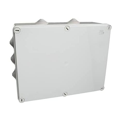 Harukarp 310x240x110mm hall IP55 läbiviik. Abb