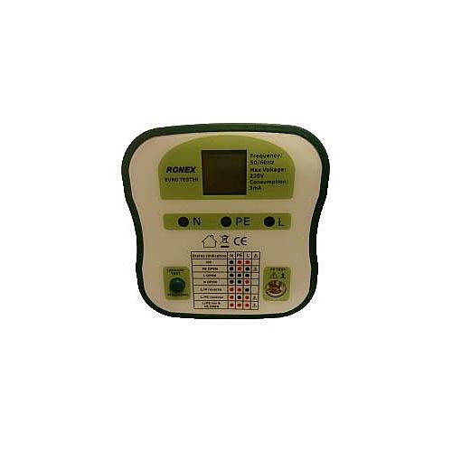 Pistikupesa tester 230V 3mA