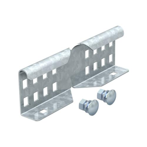 Nurkühendus kaabliredelile, 64x200, St, FS, OBO