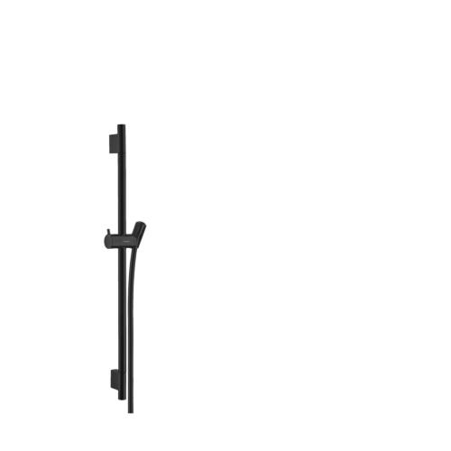 Dušivarras+voolik 65cm Unica´S Puro, must matt
