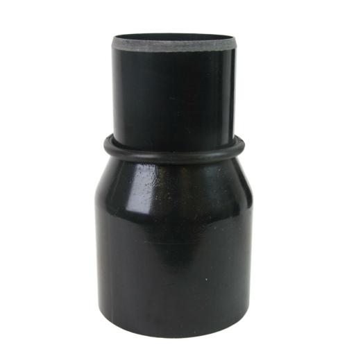 PP-HT Üleminek malmtorule 110 kuumkahanev must Pipelife
