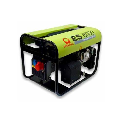 Generaator ES 8000 THHPI 1F/4.0 kW 3F/7,0 kW