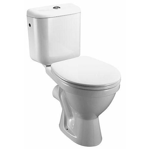 WC Lyra tahavooluga ilma prill-lauata, sisend küljelt, valge