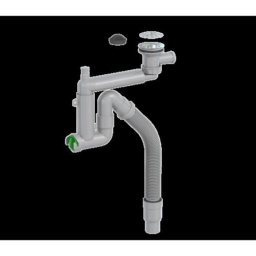 Köögivalamsifoon 1-ne põhjaklapiga (41L03F01)