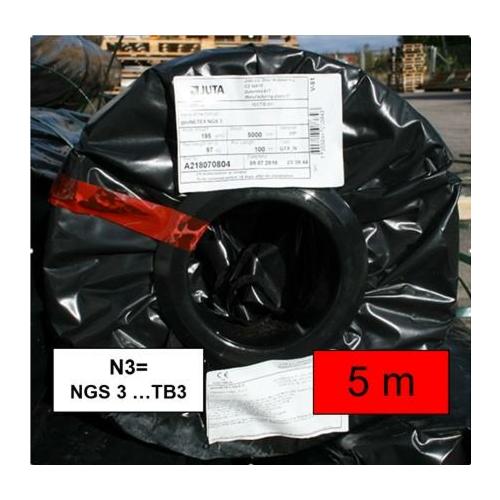 Filterkangas 5x100m 195 g/m² NGS3