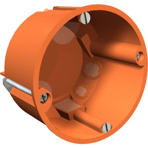Seadmetoos HG60MW Ø68mm H47mm, tuulekindel, oranž, OBO