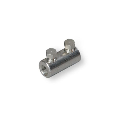 Poltjätkuhülss Al/Cu 6-50mm²