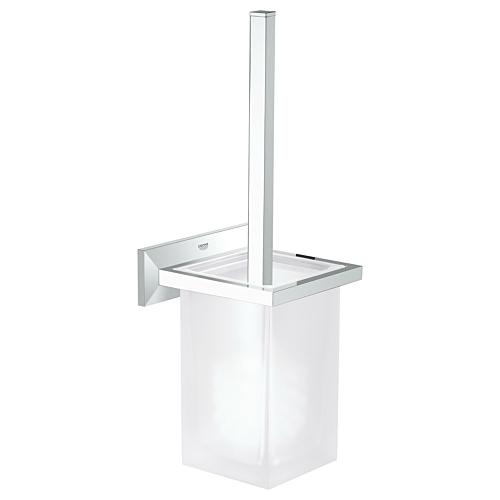 WC-harja komplekt Allure Brilliant, kroom