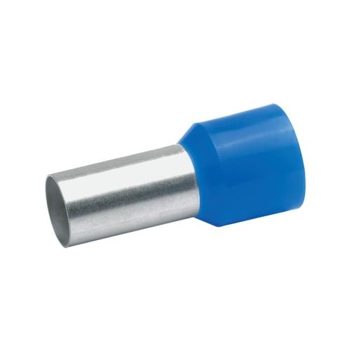 Otsahülss isoleeritud 50mm2/20mm, sinine, 50tk pakis KLAUKE
