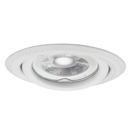 Süvisvalgusti ARGUSCT-2115-W, 50W 12V Gx5,3, valge, ümar, suunatav, Kanlux