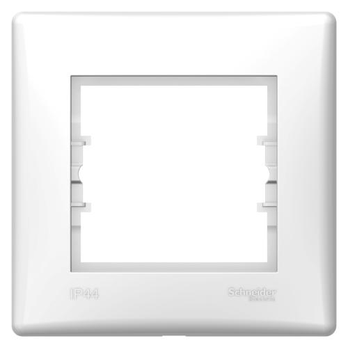 1-ne raam valge IP44 Sedna SDN5810521