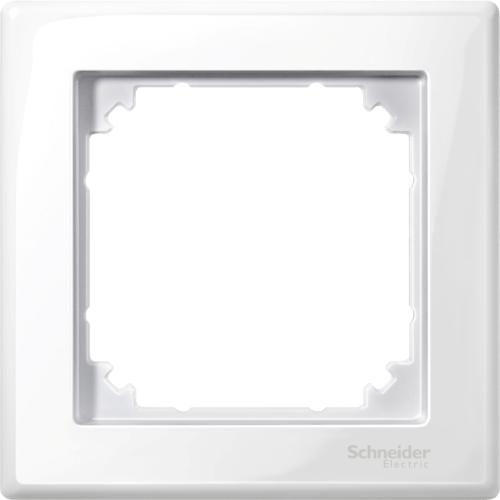 1-ne raam polaarvalge M-Smart Merten System M