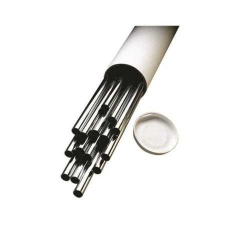 Vasktoru kroom 15mm pehme ühik m, latt 2m