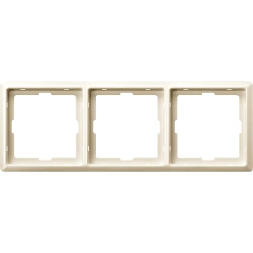 3-ne raam, valge, Schneider Merten System Design Artec