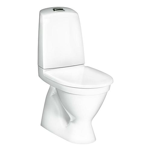 WC Nautic allavool 2/4l Hygenic, pehme prill-laud