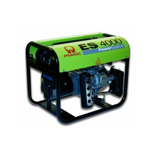 Generaator ES4000AVR 1F/2,9kw
