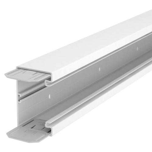 Seadmekarbik Rapid80, 70x110x2000, PVC, polaarvalge, OBO