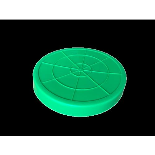 PP plastkaas 400 roheline Pipelife