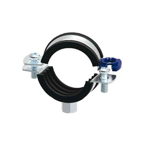 Toruklamber summutiga  RV 316L 108-114mm M8/M10