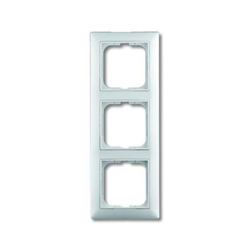 3-ne raam, alpivalge dekoratiivraamiga Basic55
