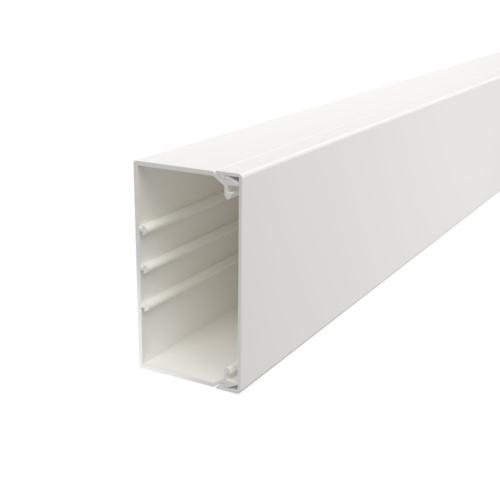 Karbik kaanega 60x110mm L=2000mm PVC polaarvalge, OBO