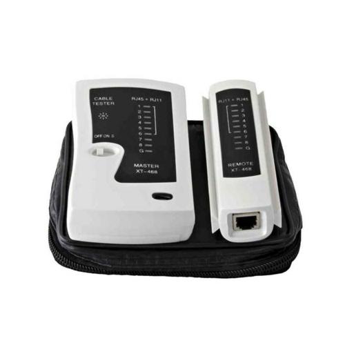 LAN tester Goobay, RJ45, RJ11/12, Cat5/6