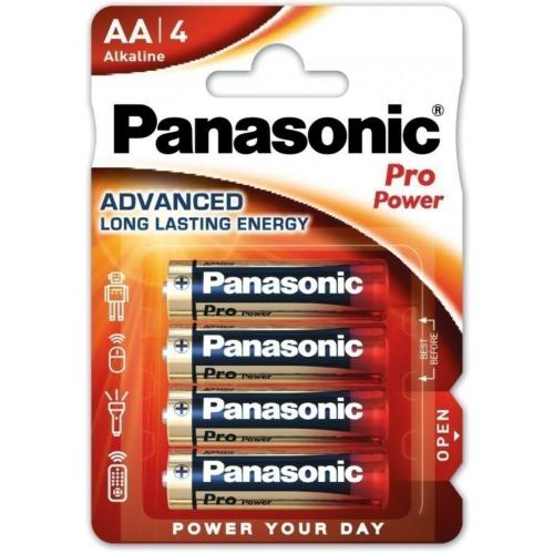 Patarei AA, 4tk, Panasonic PRO
