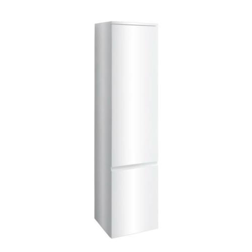 Kõrge kapp Pro S 350x335x1650, valge läige
