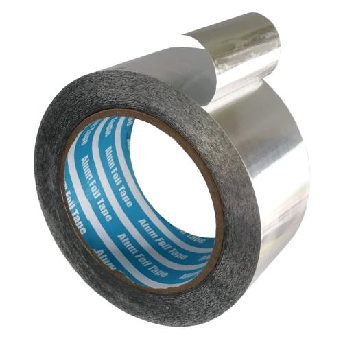 Allumiiniumteip 50 mmx50 m 50my, kaitsepaberita