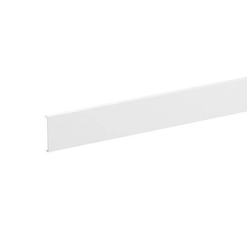 Seadmekarbiku kaasTEK FCAF80P 80x2500 valge PV