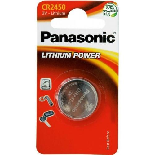 Patarei CR2450/1B, Panasonic