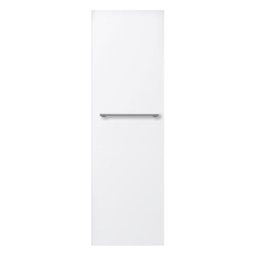 Küljekapp Forma 40x32x125 valge kõrgläige PVC070
