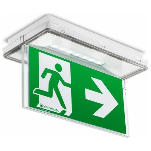 Kahepoolne klaas ONTEC S turvavalgustile, TMT