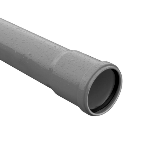 PVC Opto Kaablikaitsetoru 100x3,0 6000mm SN8 hall Pipelife