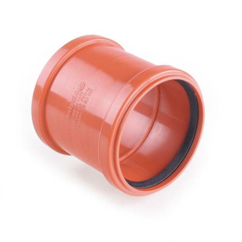 PVC NAL kaksikmuhv 110 Pipelife