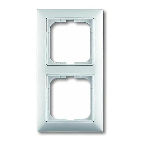 2-ne raam, alpivalge dekoratiivraamiga Basic55