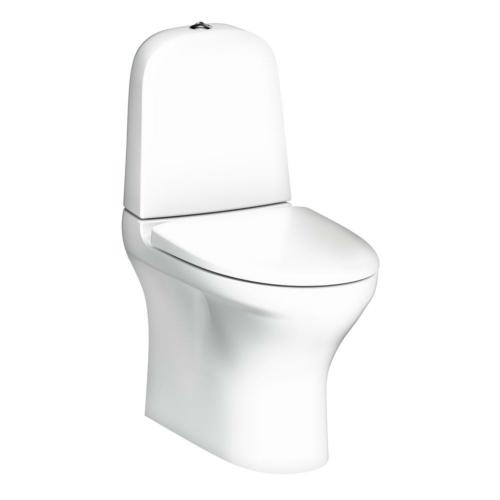 WC Estetic universaalne SC/QR,liimitav,valge matt