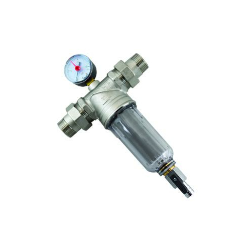 Mehaaniline filter 1'' 100µ PN16 65°C