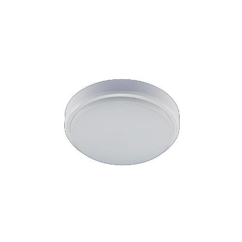Led plafoon 8W ümar PC 800lm IP54, 4000K, Luxiona