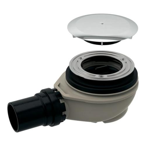 Dušialuse sifoon D90-50 kroom, Geberit
