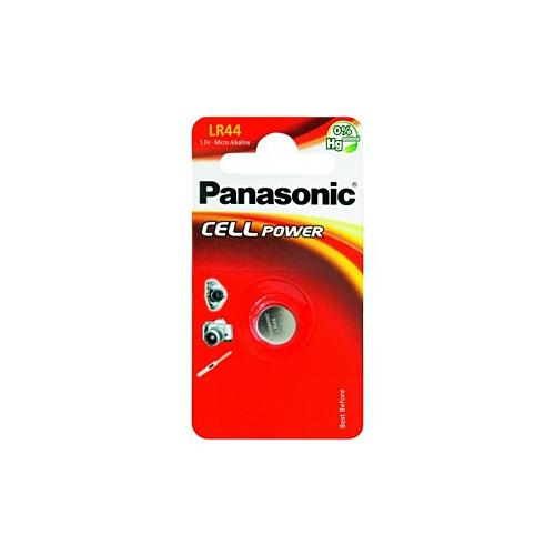 Patarei LR44/1B, Panasonic