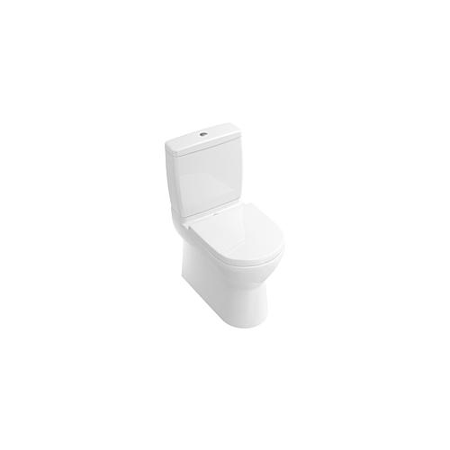 WC alus O.Novo valge horisontaalne