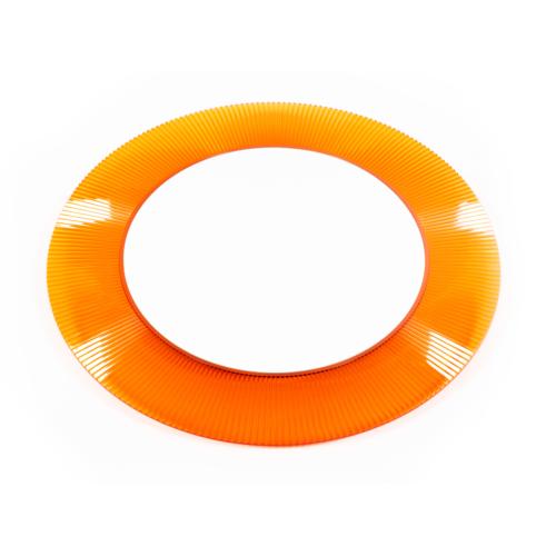 Peegel Kartell by Laufen orange
